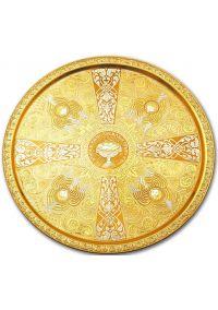 Блюдо «Послание Святому Агнецу»