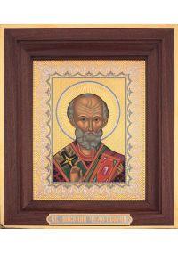 Св.Николай Чудотворец. Вариант украшения 3.