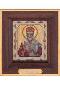 Св.Николай Чудотворец. Вариант украшения 8.