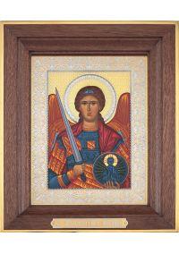 Святой Архангел Михаил. Размер 19*24 см.