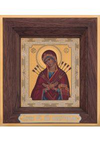 Богородица Семистрельная. Защита от бед и напастей.