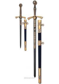 """Коллекционный набор """"Мальтийский меч и кинжал"""""""
