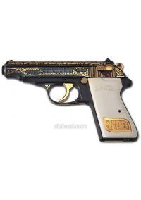 Украшение пистолета Walter