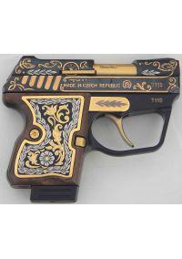 Украшение пистолета