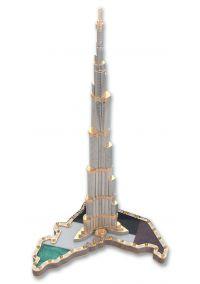 Башня Бурш Халифа